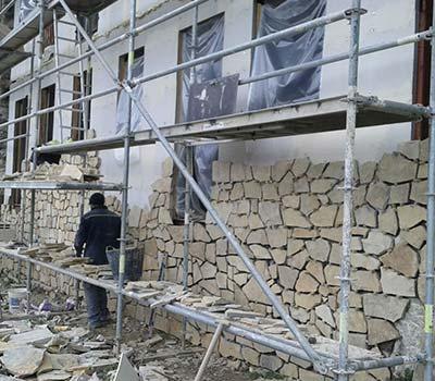 Sílices y morteros | Morteros de reparación, rejuntado, fachadas